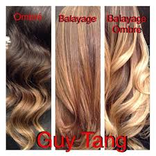 highlights vs ombre style instagram post by guy tang guy tang guy tang balayage and