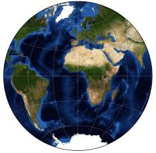 what is a map projection what is a datum and a projection