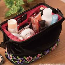 Make Up Vanity Case Lifetech Foods And Cosme Rakuten Global Market Chenille Weave