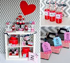 interior valentine accessories and decorations idea mustache pink