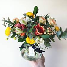 Small Vase Flower Arrangements Small Vase Flower Posy Gold Coast Florist Local Flower