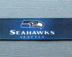 seahawk ribbon seahawks ribbon etsy