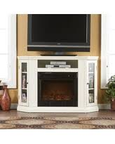 Electric Fireplace White Electric Fireplace White Tv Stands U0026 Entertainment Centers