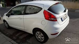 ford fiesta 2011 hatchback 1 4l diesel manual for sale nicosia