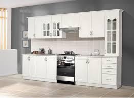 cdiscount cuisine rosa cuisine complète l 3m20 blanc pas cher cuisine complète