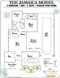 2 bedroom home floor plans port home floor plans reunion pointe