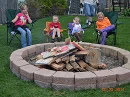 easy backyard ideas easy backyard fire pit designs smart diy fire pit projects plan