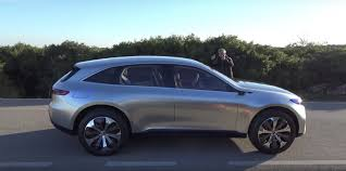 concept mercedes a rare look at mercedes benz u0027s first next gen electric car