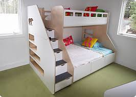 Bunk Bed With Slide Out Bed Bunk Bed 2 Ton