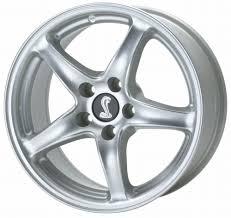 98 mustang cobra wheels set of 4 oem ford 98 cobra wheels band of riders