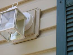 vinyl siding light mount challenge outdoor light mounting block faq what comes with new