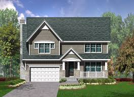 single family homes western springs new construction home