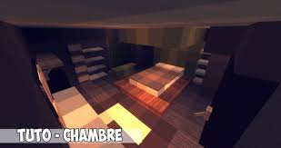 chambre minecraft tuto intérieur minecraft chambre moderne