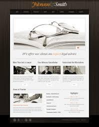 lawyer website template 38616