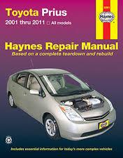 2011 toyota prius owners manual toyota prius repair manual ebay