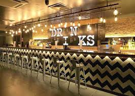 Commercial Design Bar Restaurants And Commercial Design - Restaurant bar interior design ideas