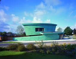 city roof garden and woodland art studio in running for scotland u0027s