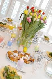 Easter Restaurant Decorations by Easter Brunch Ideas
