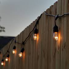 Commercial Light Strings by Brightech Store Ambience Pro Outdoor Weatherproof Commercial