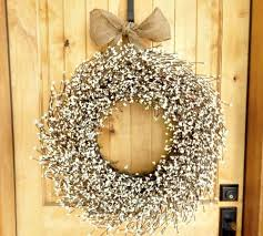 Wedding Wreaths How To Make A Wedding Wreath From Grapevine