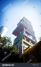 world most expensive house mumbai india january 2014 ambani house stock photo 755479345