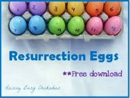 easter resurrection eggs how to make resurrection eggs with free printout sunday
