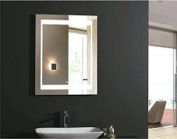 Illuminated Mirror Bathroom Cabinets Illuminated Mirror Bathroom Bathroom Mirror Ideas