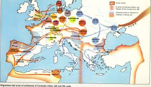 Map Of The Roman Empire Untitled Document