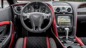 bentley gt3 interior the new continental supersports bentley u0027s current king of the