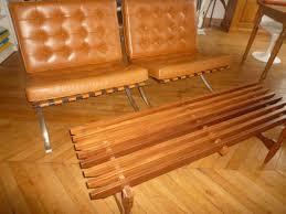 mobilier italien design banc années 60 design italien l u0027atelier 50 boutique vintage
