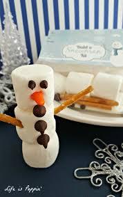 snowman marshmallows build a snowman kit free printable