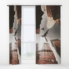Manhattan Curtains Manhattan And Skyline Window Curtains Society6