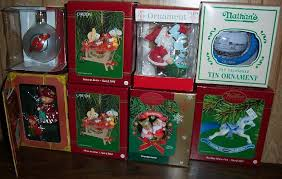 hallmark ornaments for trade sale