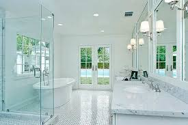 Black Bathrooms Ideas by Black And White Bathroom Design Inspirations Black And White