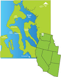 Whidbey Island Map Alert Diver Keystone Jetty Washington