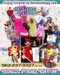 singing telegram michigan charmandhappy 877 725 6967 singing telegram balloon