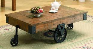 country wagon coffee table coaster 701458