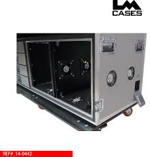 Audio Rack Case Lm Cases Products