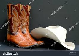 pair mens cowboy boots dress cowboy stock photo 823177 shutterstock