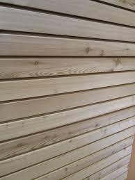 rivestimento listelli legno parlando di legno rivestimento esterno in larice siberiano