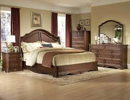 Antique Bedroom Furniture by Vintage Ethan Allen Bedroom Furniture Curved Brown High Gloss