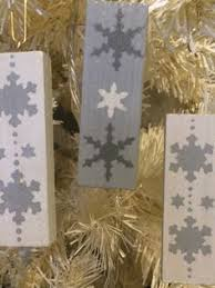 ornaments wooden tree decorations nordic by funktjunk