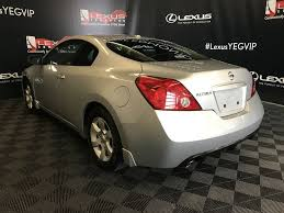 nissan 2008 2 door used 2008 nissan altima 2 door car in edmonton ab ld13935a