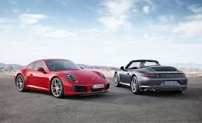 red porsche 911 new 2017 porsche 911 u2013 same look new turbo engine higher prices