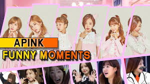 apink funny u0026 cute moments 2017 에이핑크 hd youtube