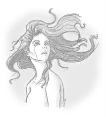 sad sketch by demium666 on deviantart