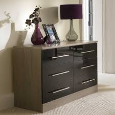 Black High Gloss Bedroom Furniture by 43 Best Contemporary Black Furniture Images On Pinterest Black