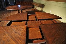 dining room tables with leaf 17989