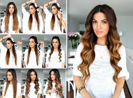 Easy Hairstyles Wavy Hair by Easy Hairstyles Using Mini Hair Claw Clips Hairtechkearney