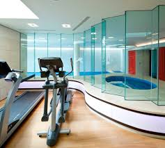 modern home gym ideas home gym modern with workout resistant